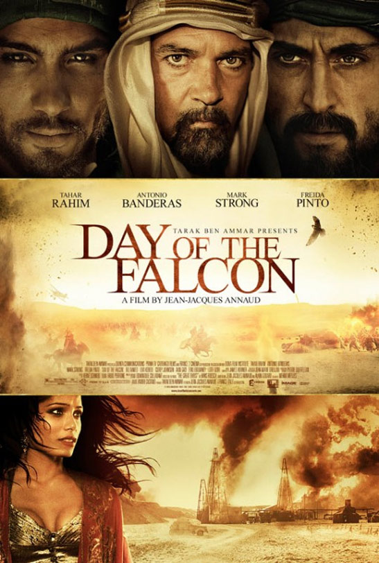 Day of the Falcon Poster #1