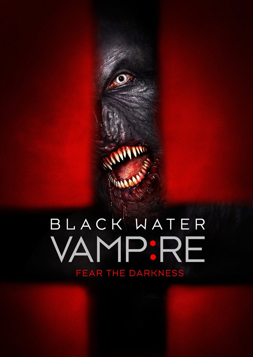 The Black Water Vampire Poster #1