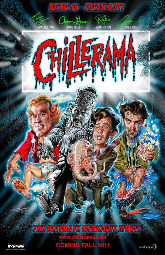 Chillerama Poster #1