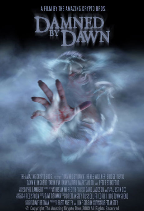 Damned by Dawn Poster #1