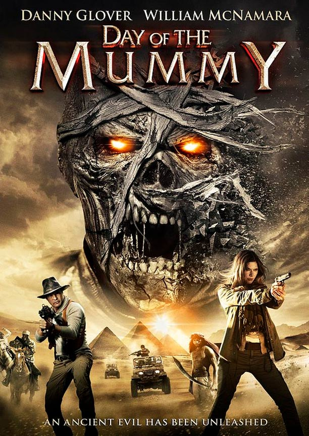 Day of the Mummy Poster #1