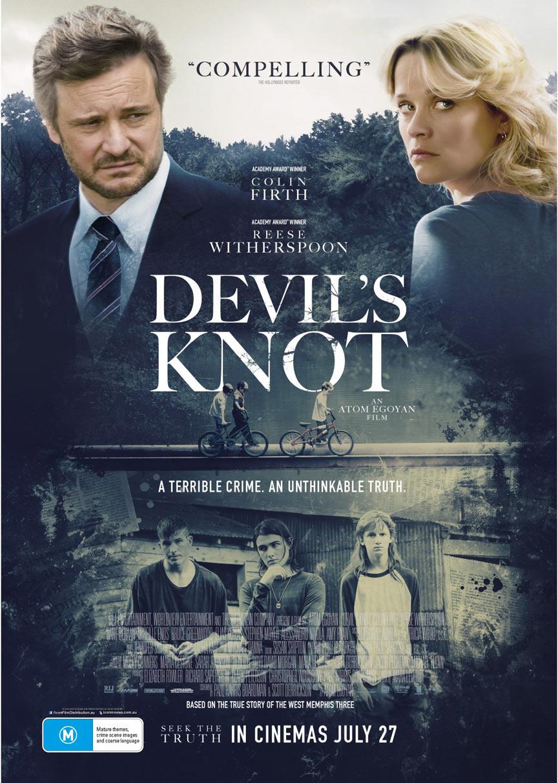Devil's Knot Poster #3