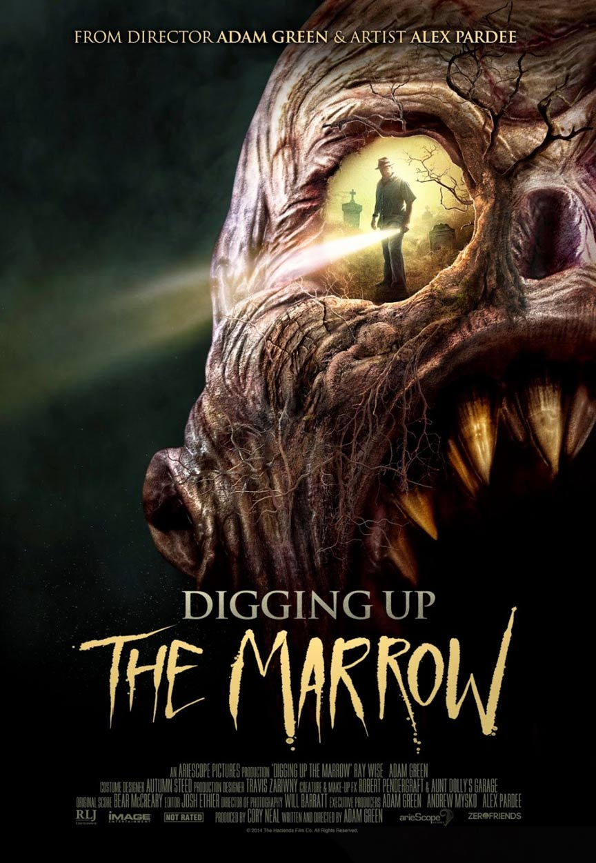 Digging Up the Marrow Poster #1