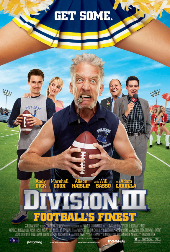 Division III: Football's Finest Poster #1