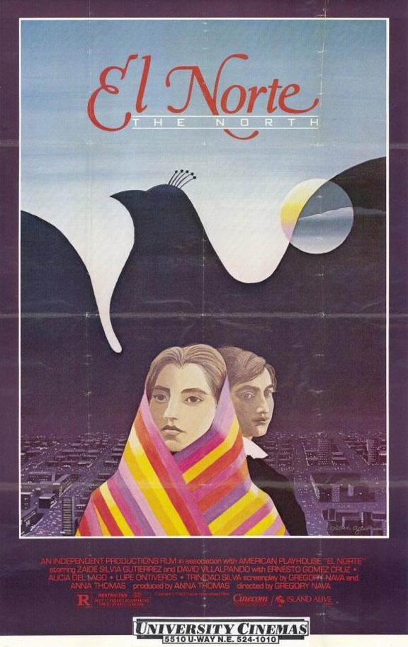 El Norte Poster #1
