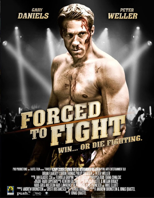 Forced to Fight Poster #1