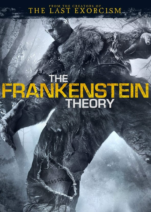 The Frankenstein Theory Poster #1