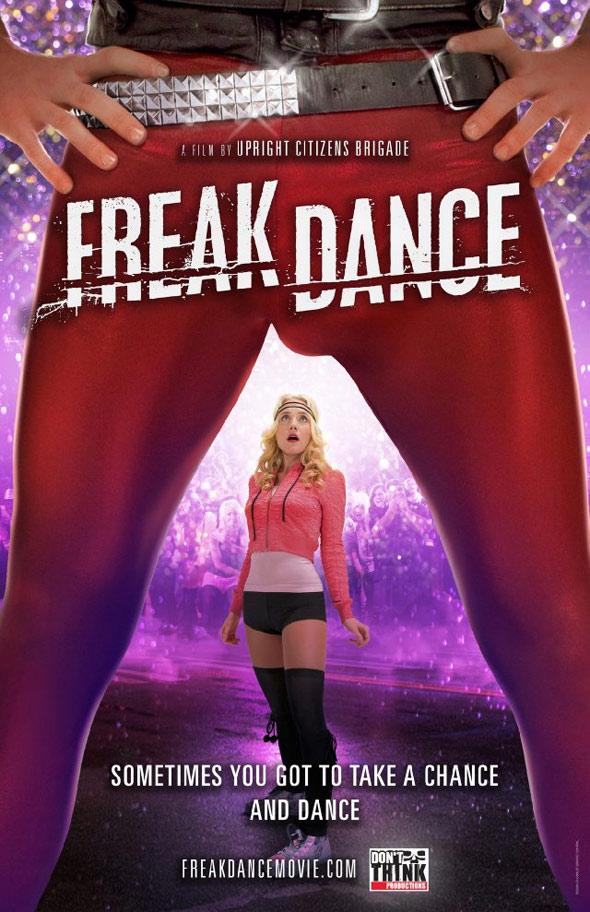 Freak Dance Poster #1