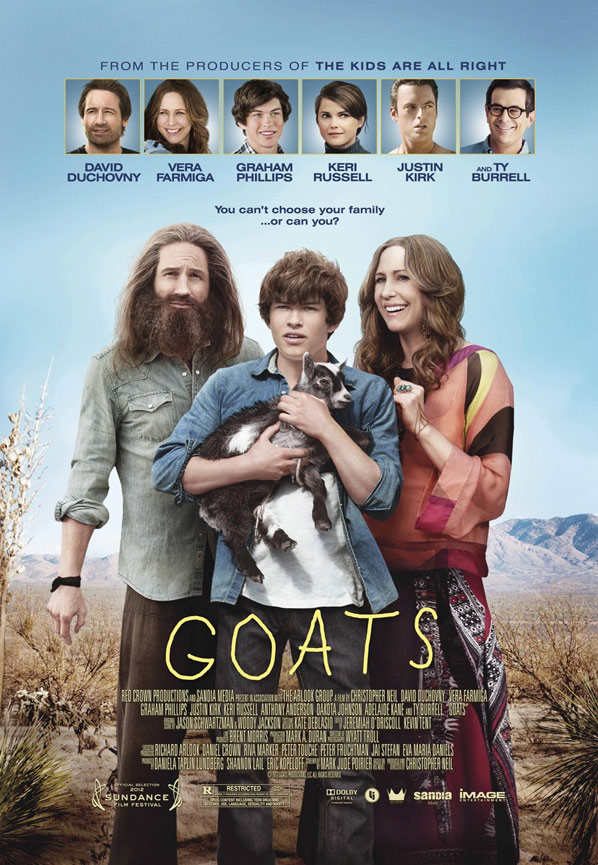 Goats Poster #1