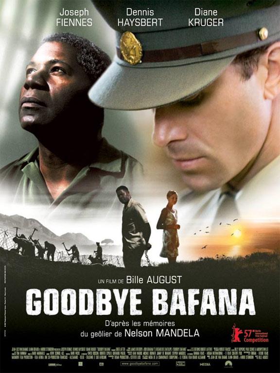 Goodbye Bafana Poster #3