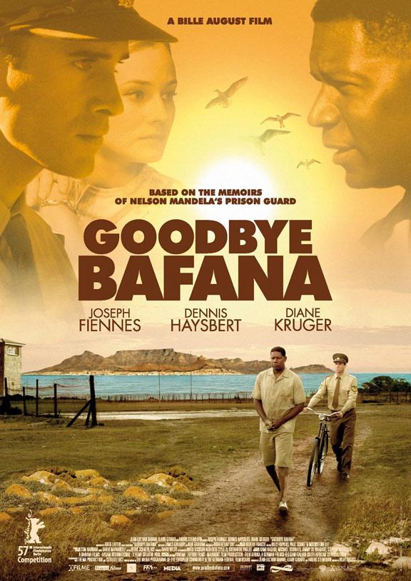 Goodbye Bafana Poster #1