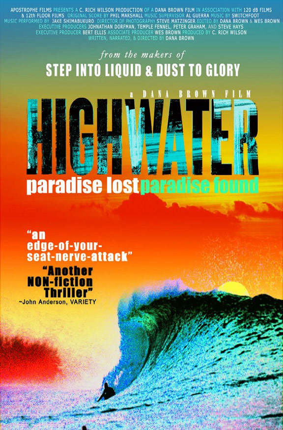 Highwater Poster #1
