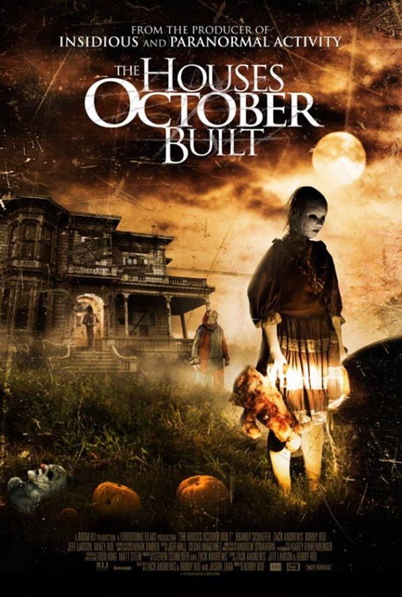 The Houses October Built Poster #1