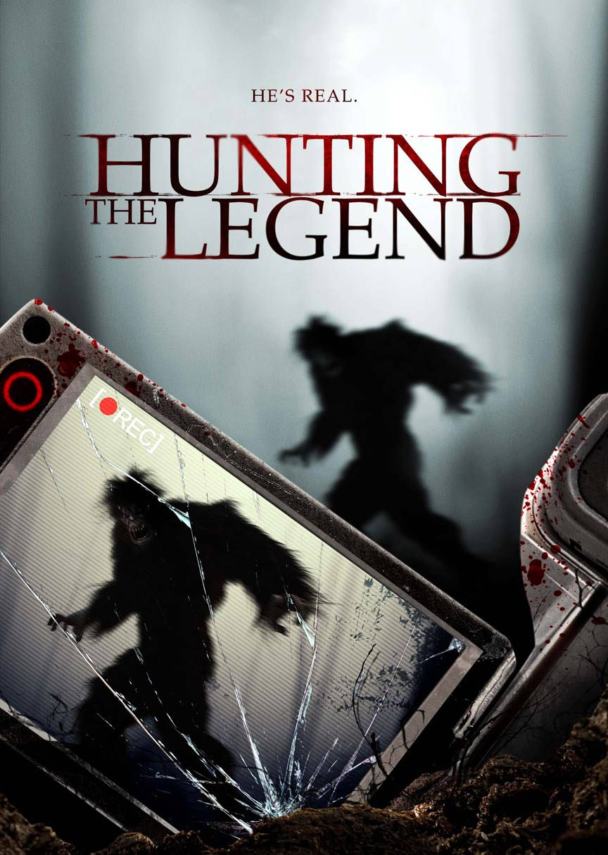Hunting the Legend Poster #1