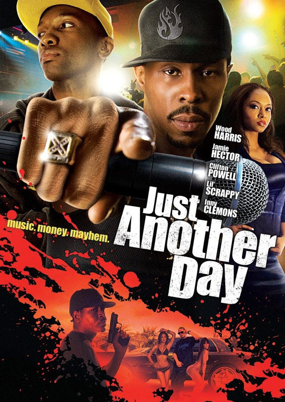 Just Another Day Poster #1