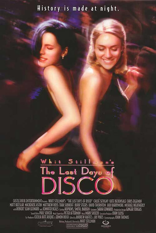 The Last Days of Disco Poster #1