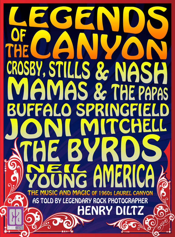 Legends of the Canyon Poster #1