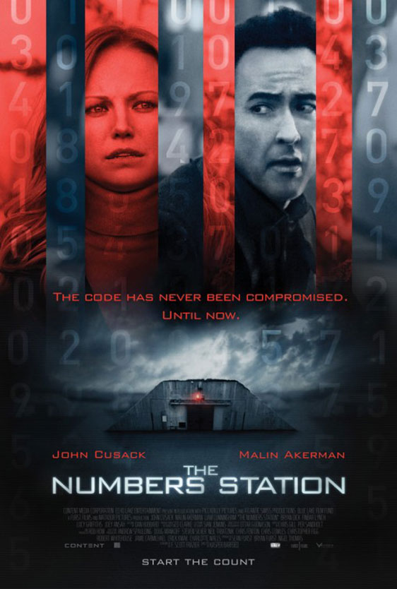 The Numbers Station Poster #2