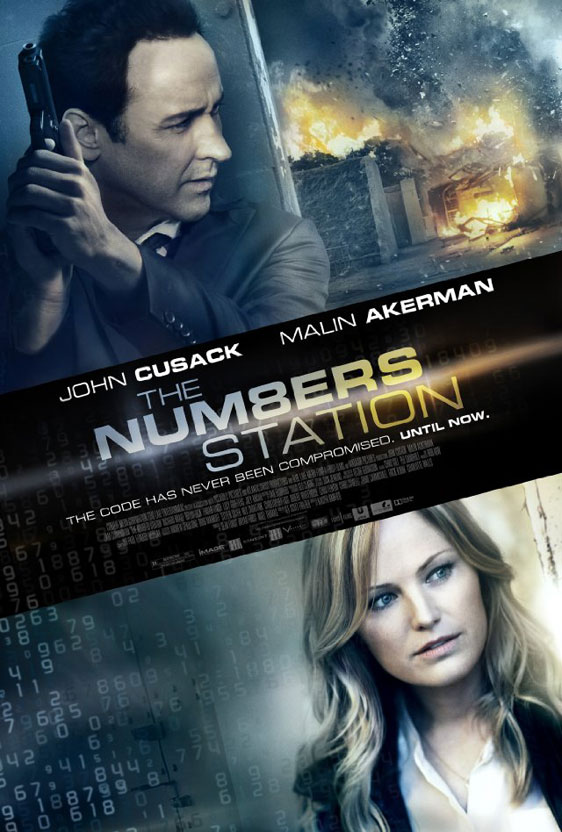 The Numbers Station Poster #1