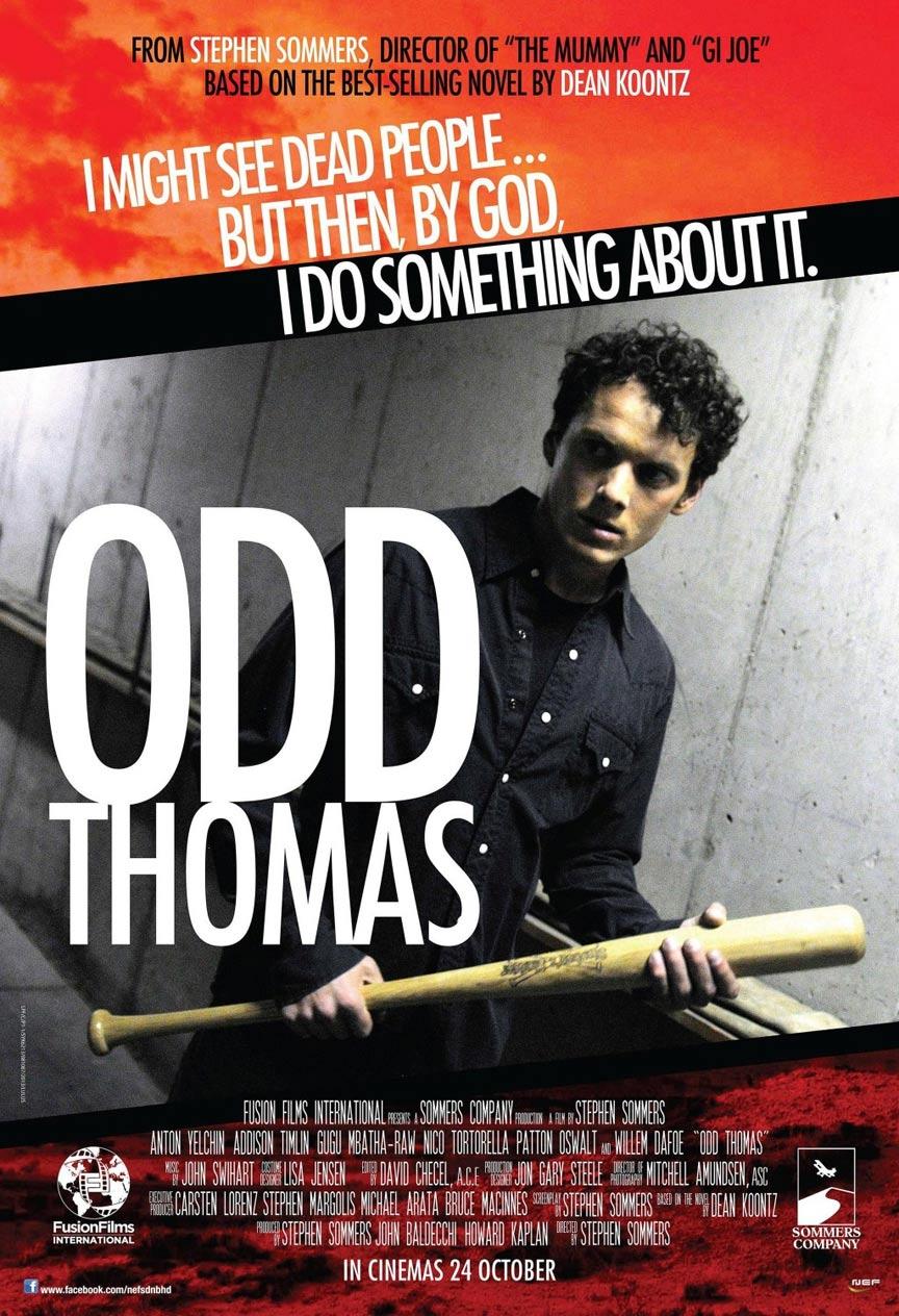 Odd Thomas Poster #2