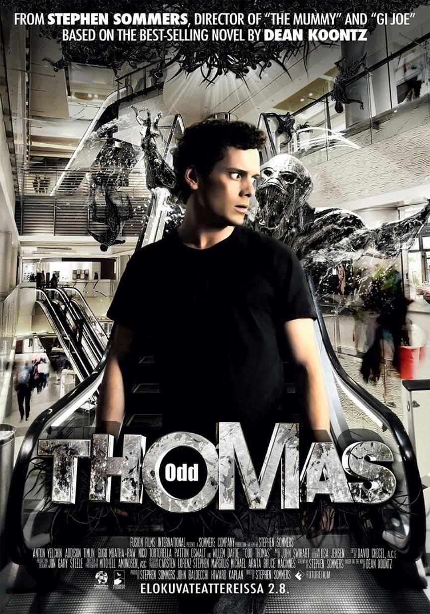 Odd Thomas Poster #3