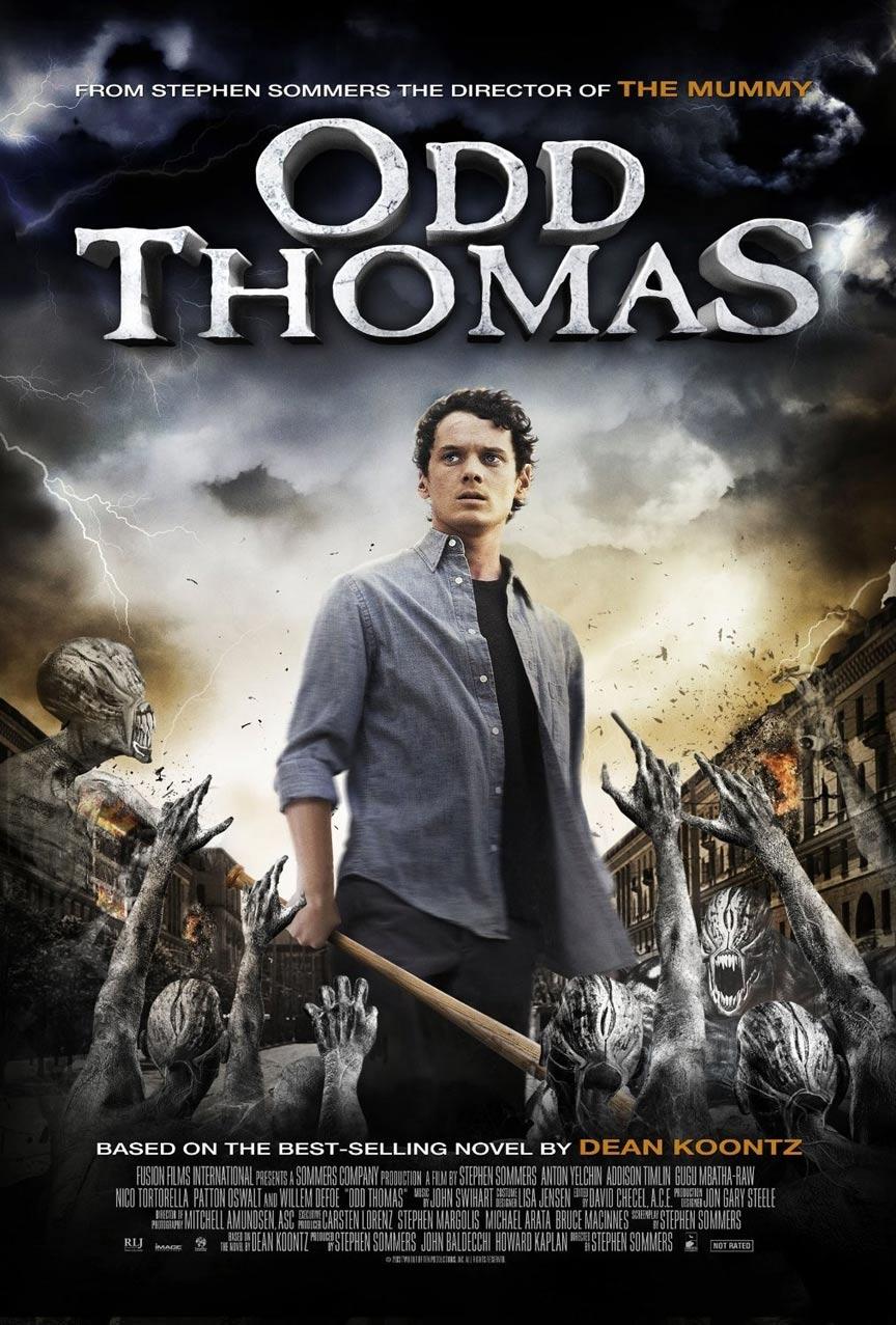 Odd Thomas Poster #1
