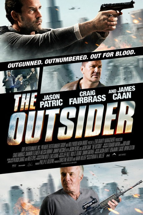 The Outsider Poster #1