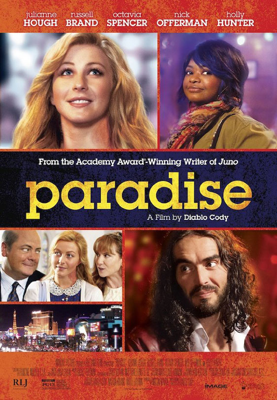 Paradise Poster #1