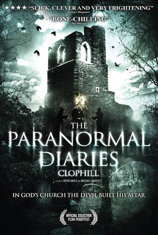 The Paranormal Diaries: Clophill Poster #1