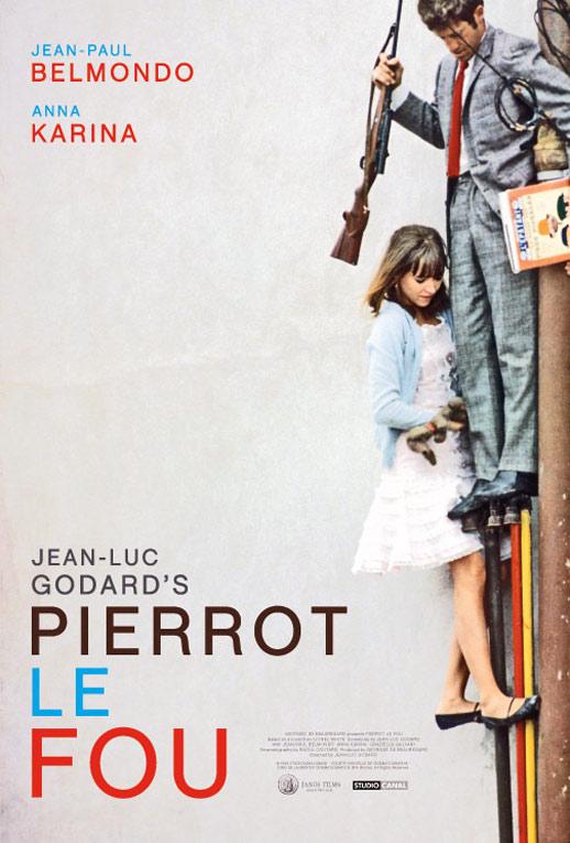 Pierrot le fou Poster #1