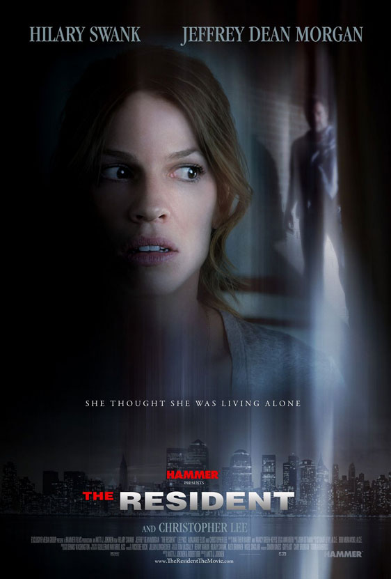 The Resident Poster #1