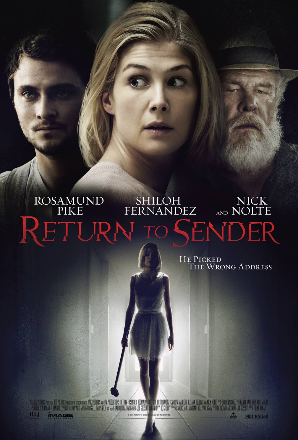 Return to Sender Poster #1