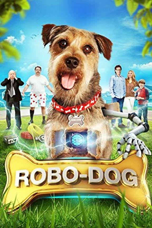 Robo-Dog Poster #1