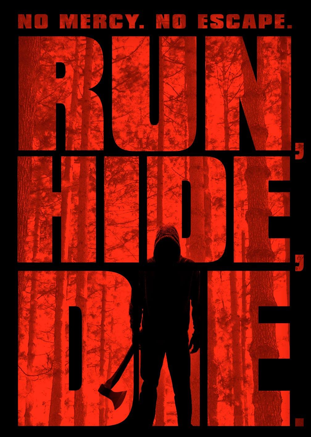 Run, Hide, Die Poster #1