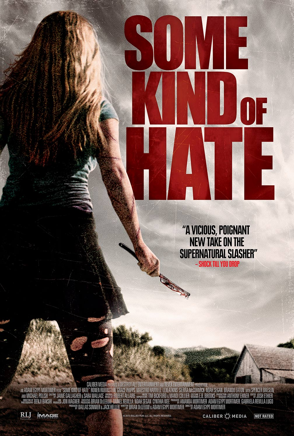 Some Kind of Hate Poster #1