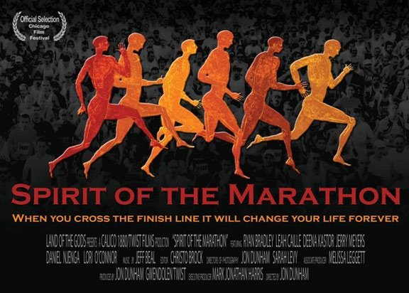 Spirit of the Marathon Poster #1