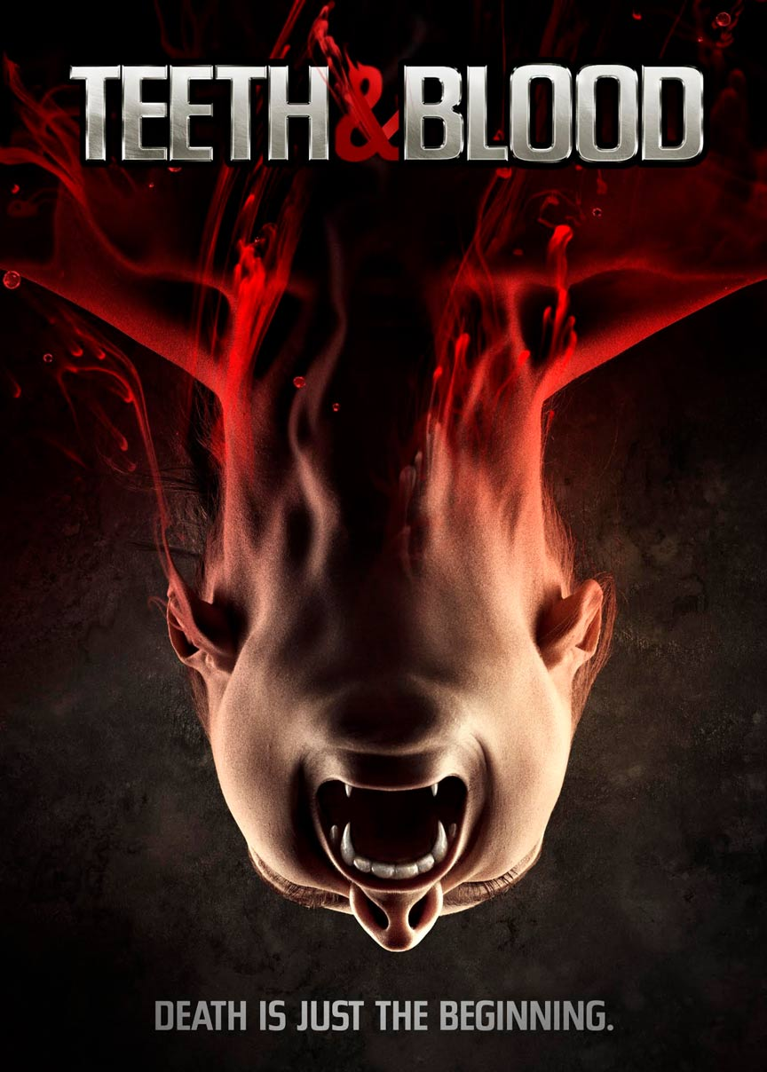 Teeth and Blood Poster #1