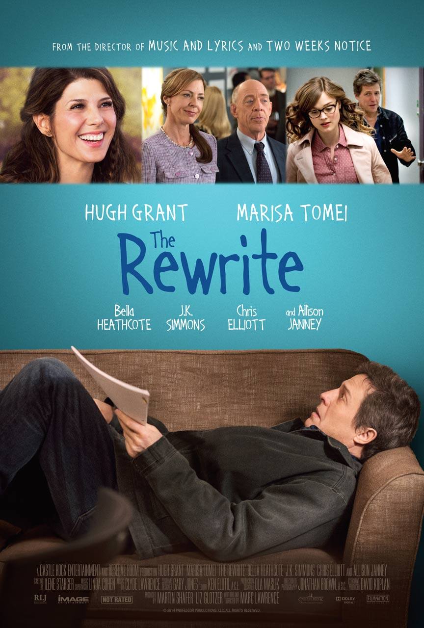 The Rewrite Poster #1