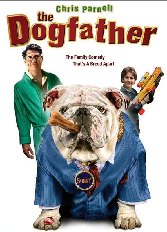 The Dogfather Poster #1