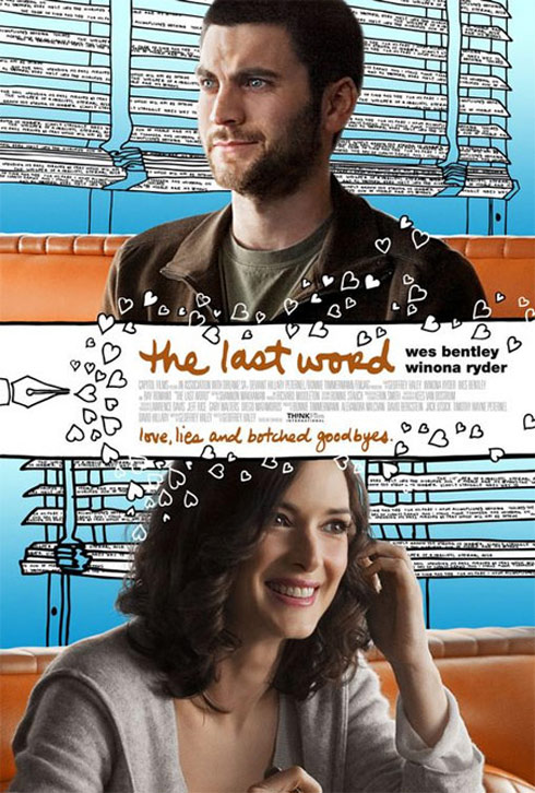 The Last Word Poster #1