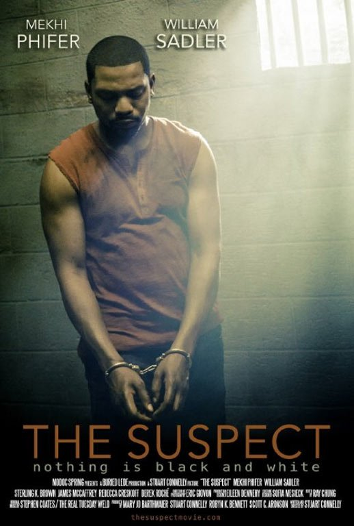 The Suspect Poster #1