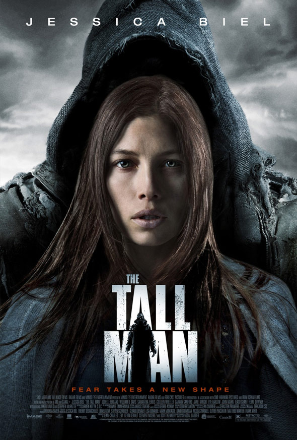 The Tall Man Poster #1