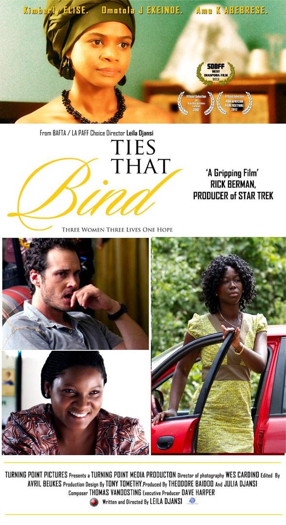 Ties That Bind Poster #1
