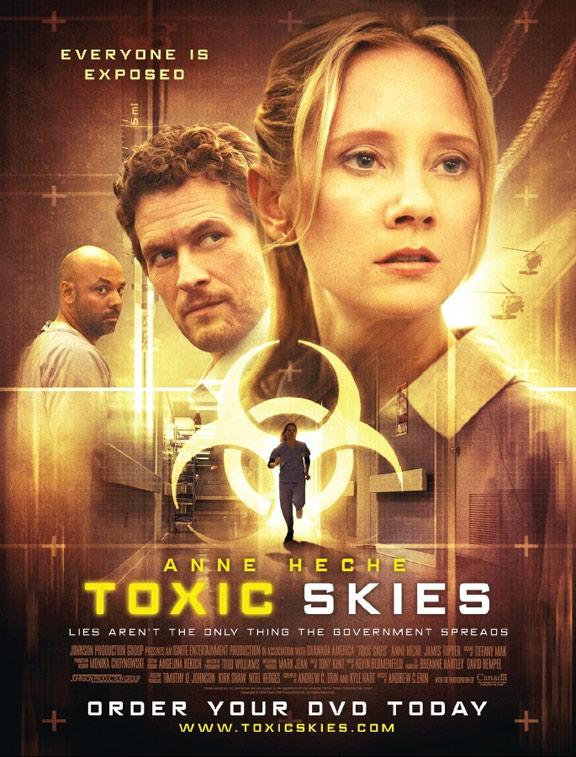 Toxic Skies Poster #2