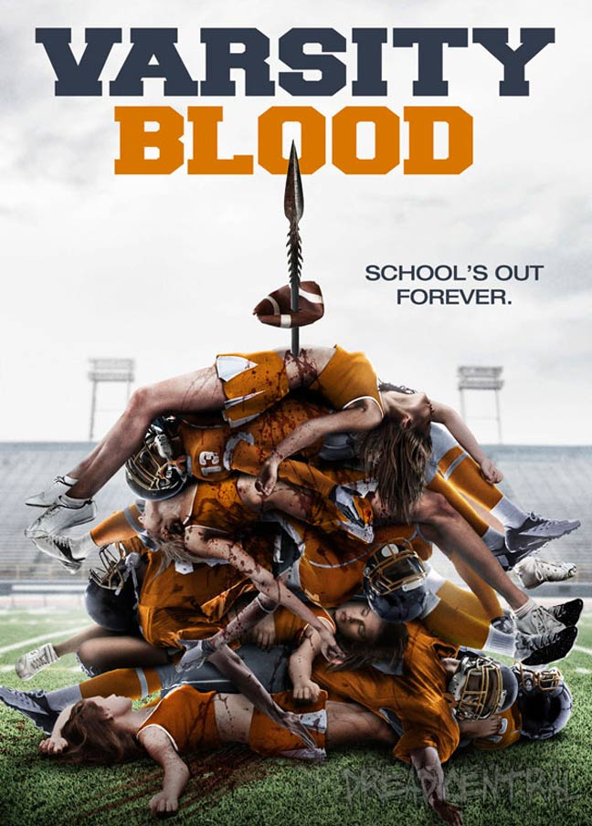 Varsity Blood Poster #1