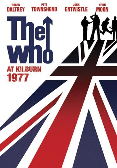 The Who: At Kilburn 1977 Poster #1