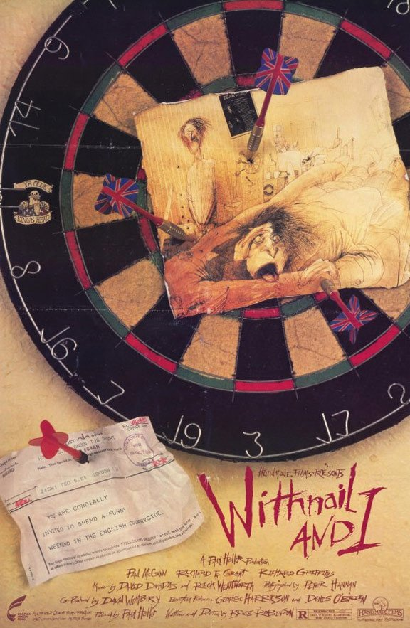 Withnail and I Poster #1