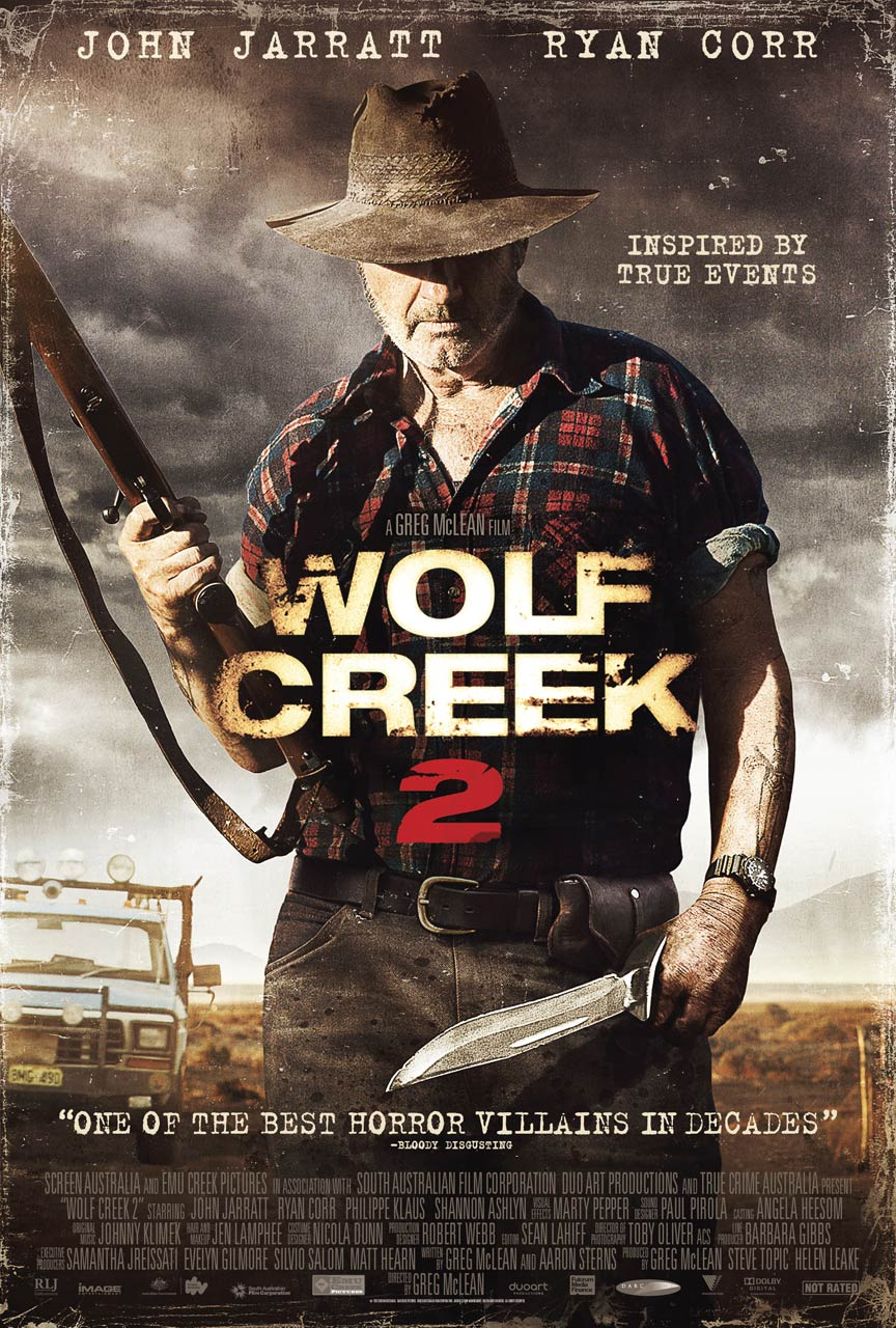 Wolf Creek 2 Poster #1