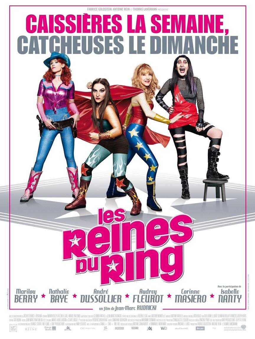 Wrestling Queens Poster #1