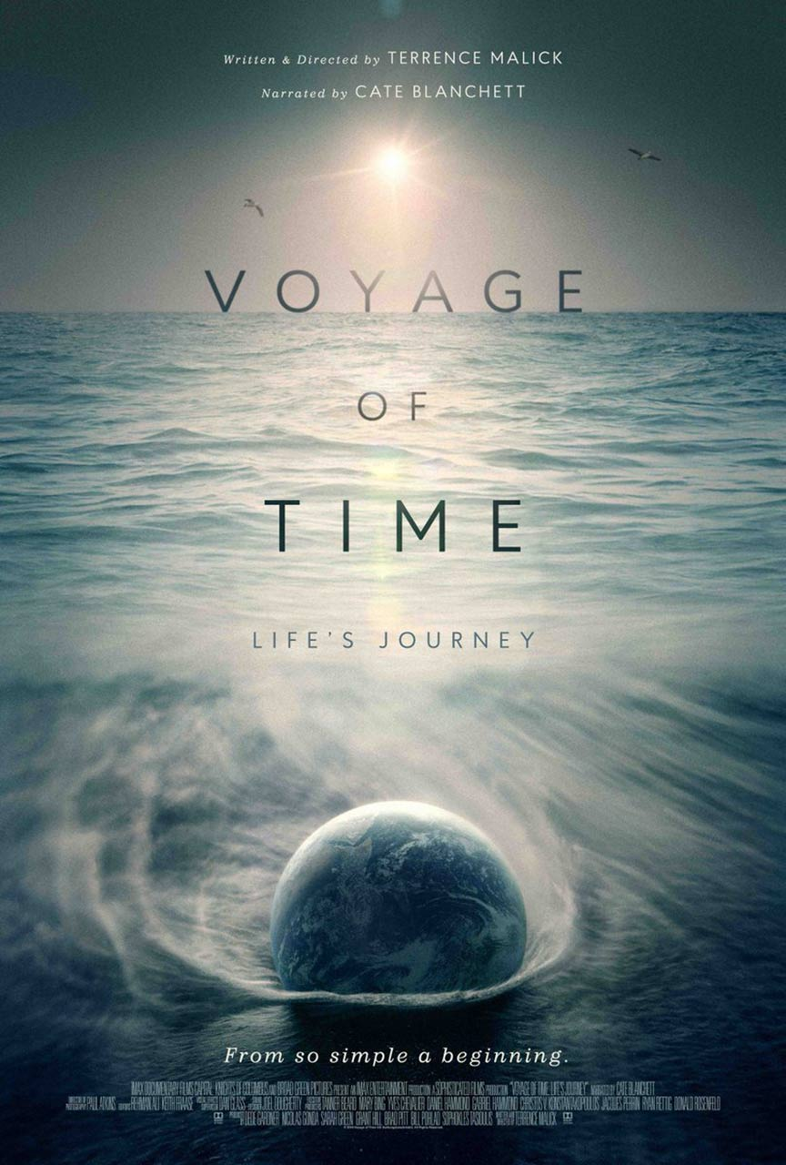 Voyage of Time Poster #2